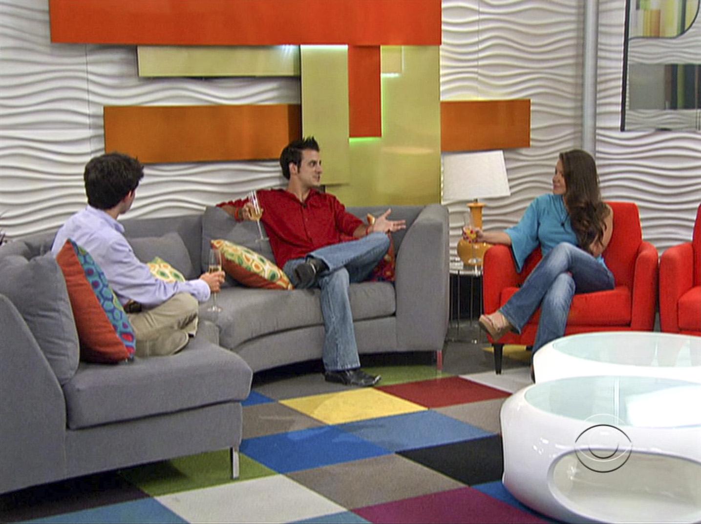 Ian, Dan and Danielle