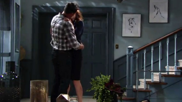 Billy and Phyllis give in to temptation