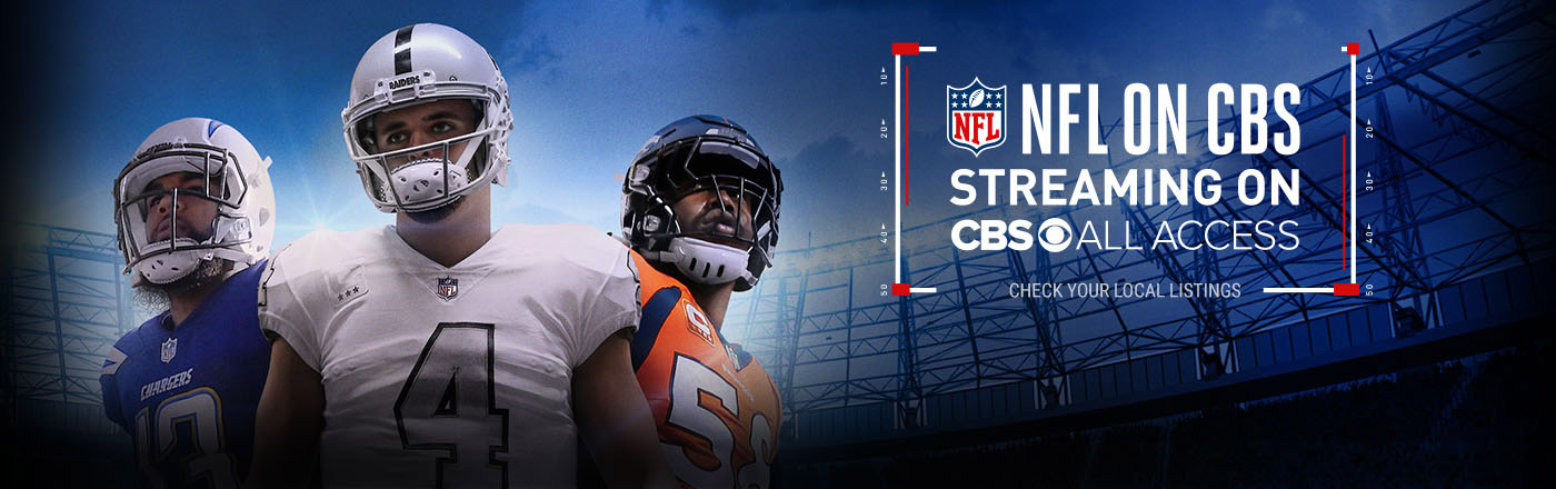 CBS All Access for Streaming Sports