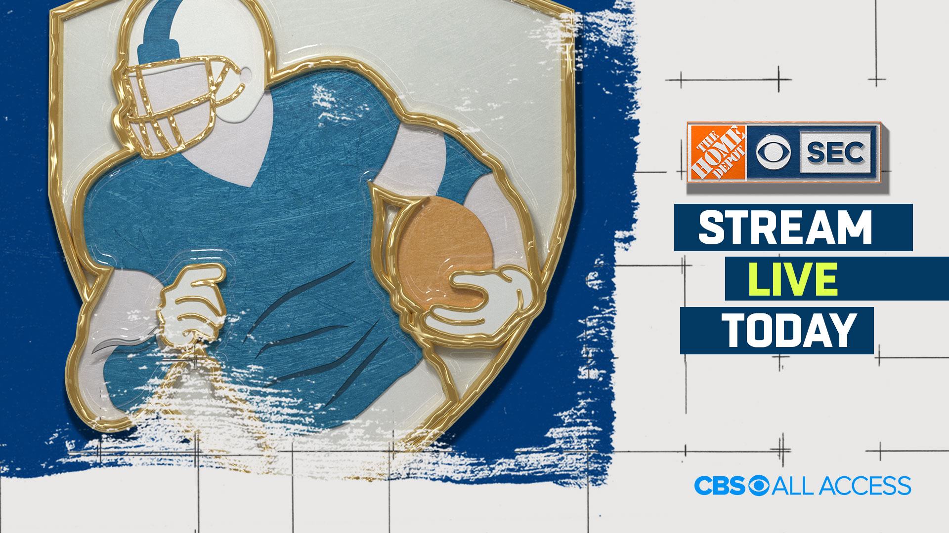 2020 SEC On CBS Schedule: How To Watch Live NCAA Football Games With CBS All Access