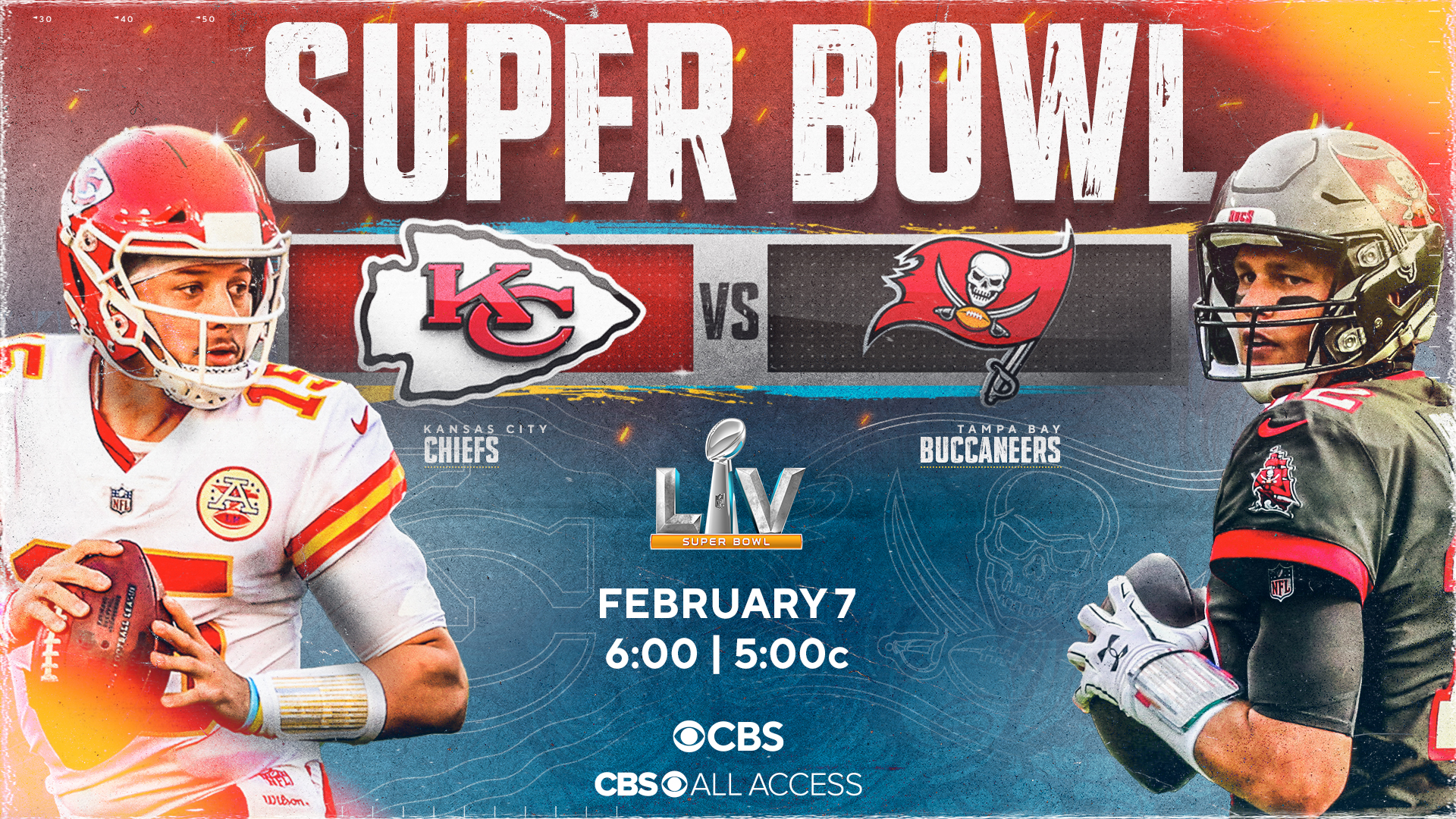 How To Watch The 2021 Super Bowl On CBS, CBS All Access, And CBS Sports