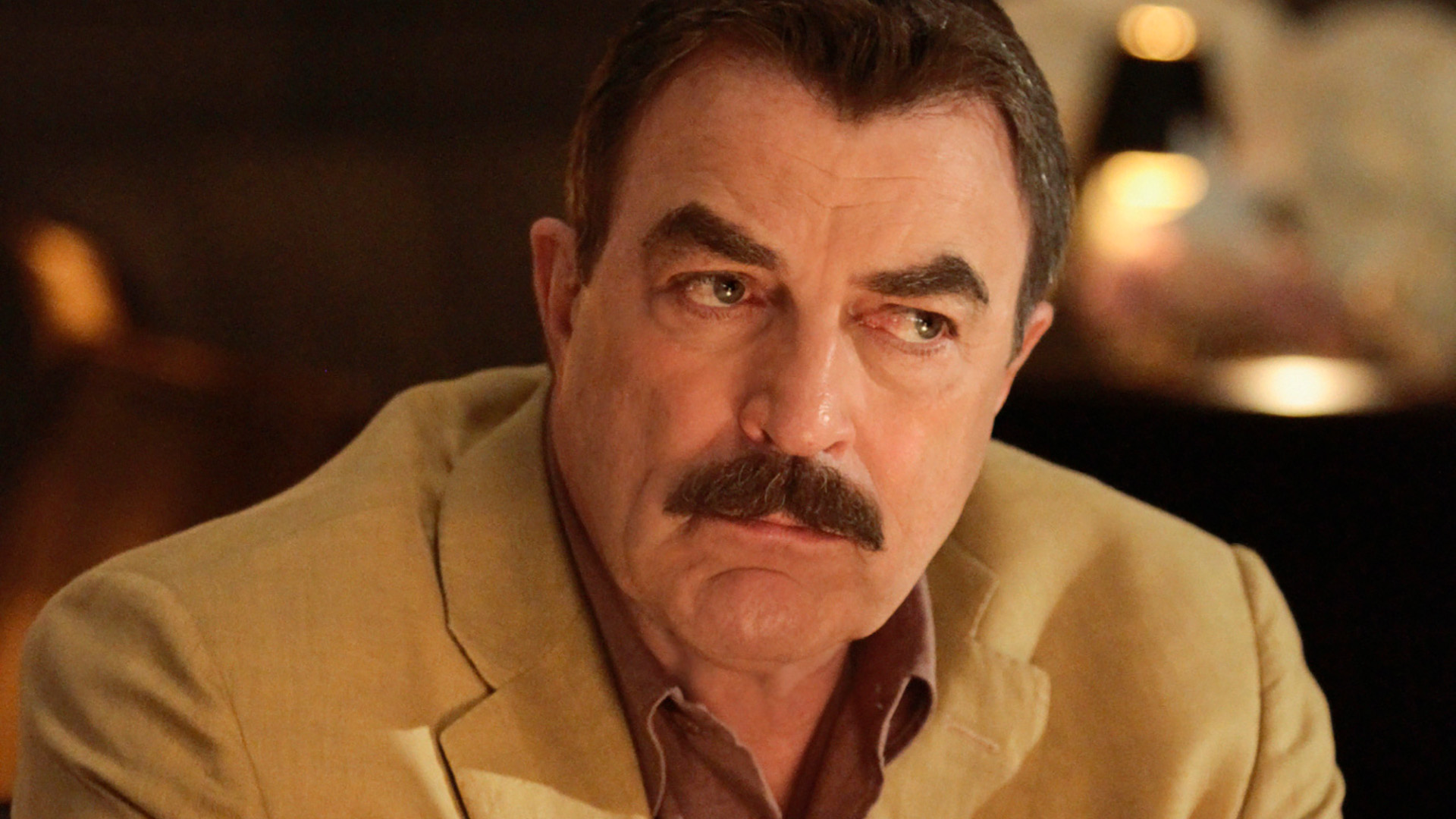 Tom Selleck from Blue Bloods