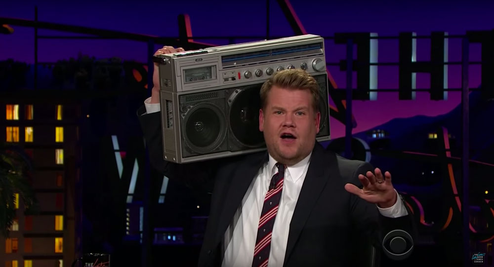 Bring It Back: Huge Boomboxes