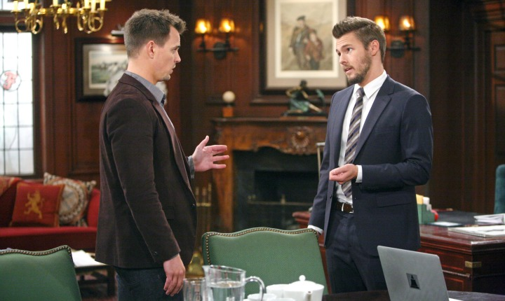 Liam tries to get through to Wyatt.