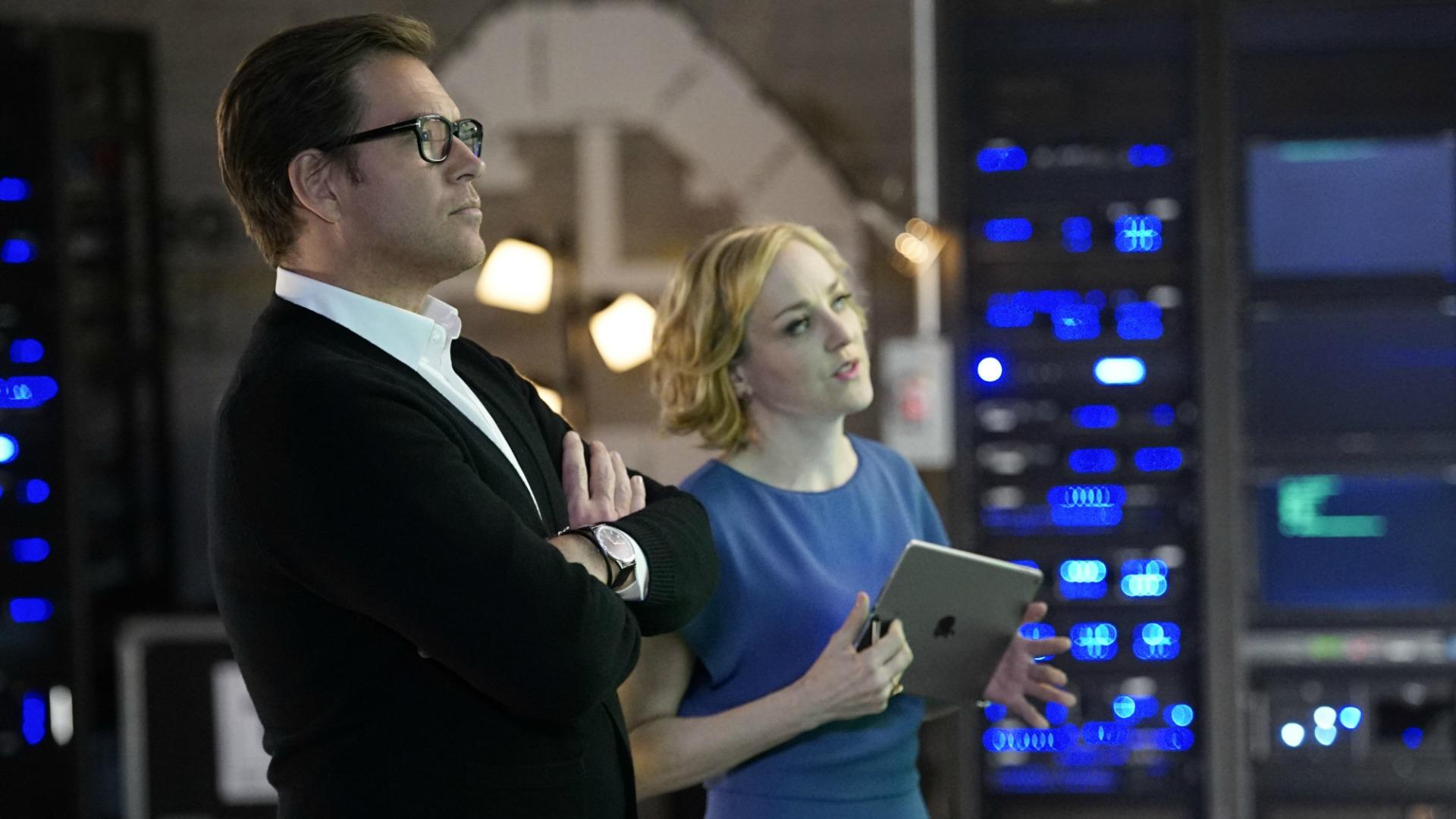 Dr. Jason Bull and Marissa Morgan explore new possibilities.