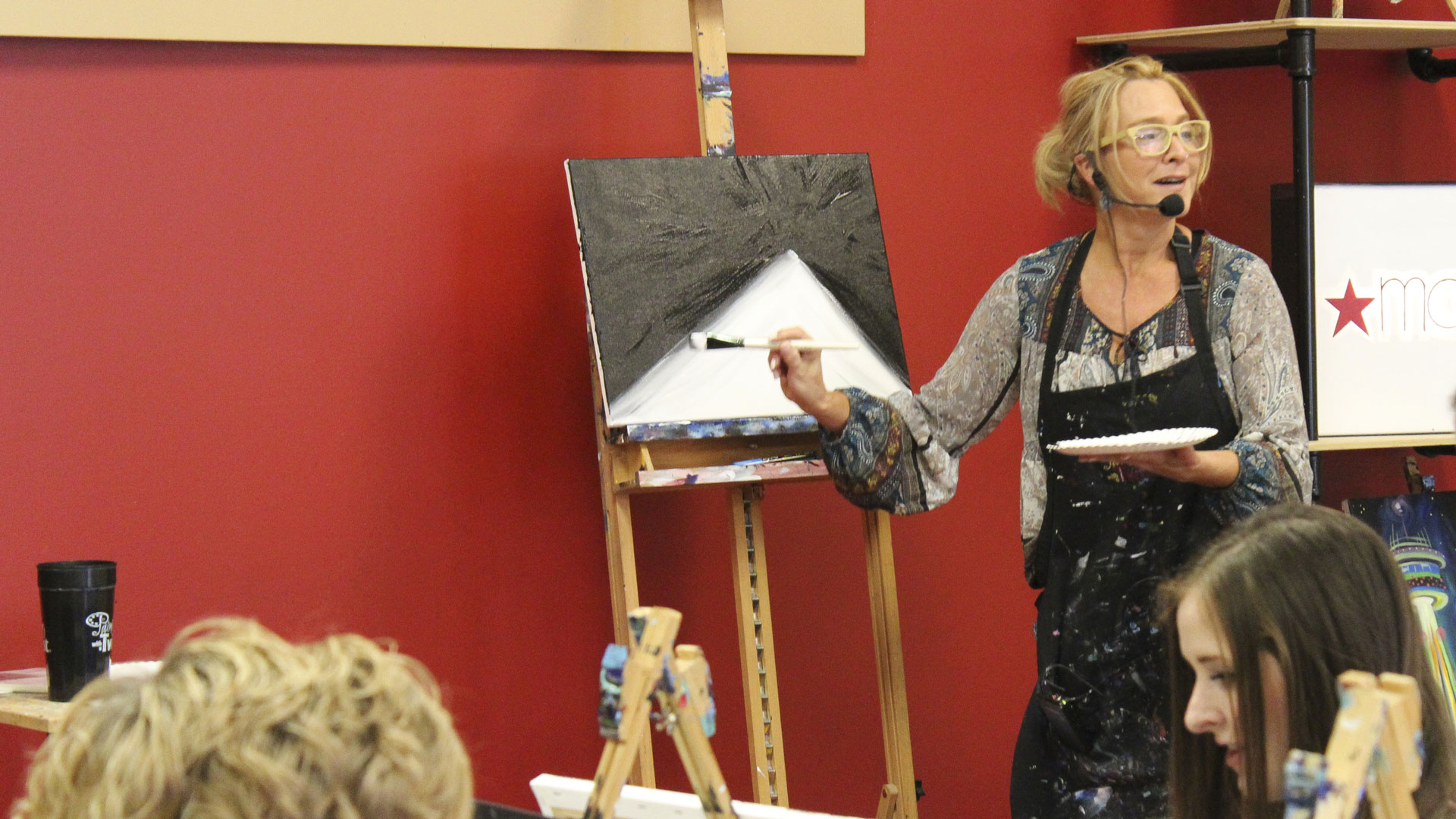 Renee Maloney: Painting With A Twist
