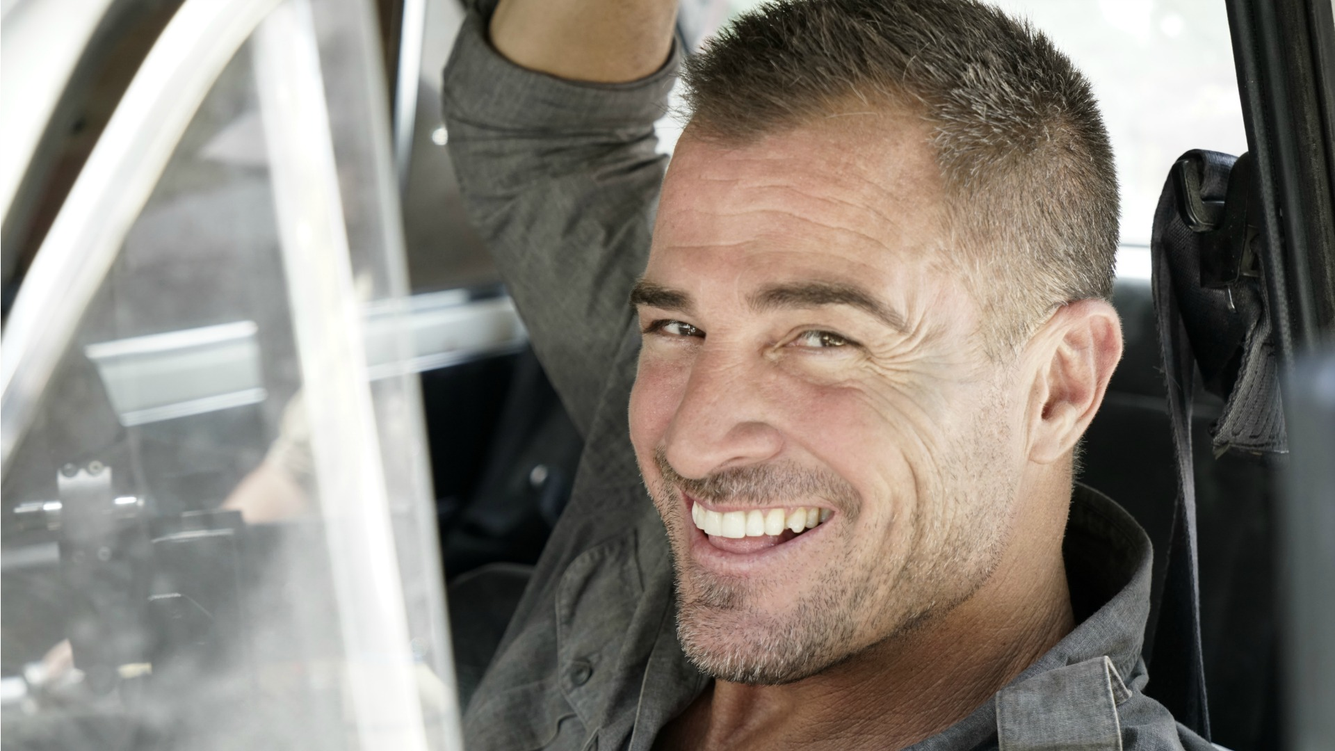 George Eads from MacGyver