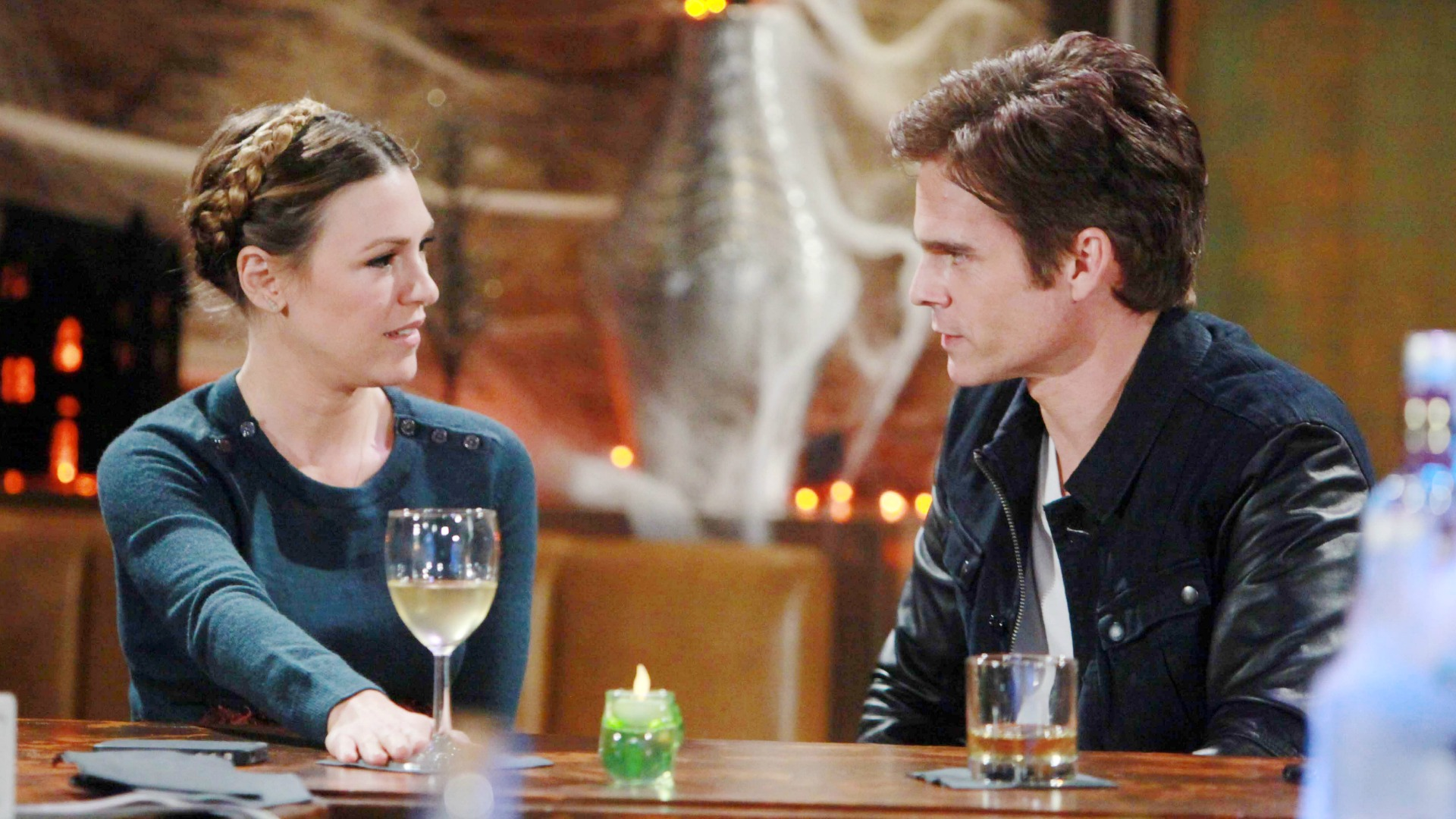 Chloe puts the breaks on her relationship with Kevin.