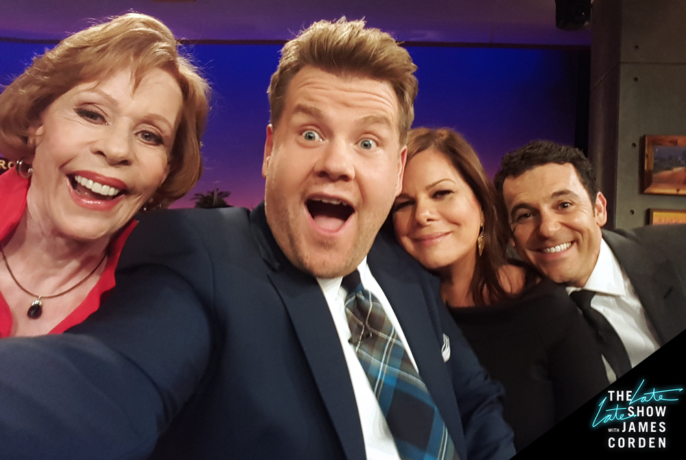 Carol Burnett, Marcia Gay Harden, and Fred Savage