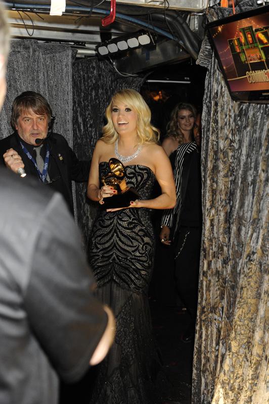 17. Carrie Underwood