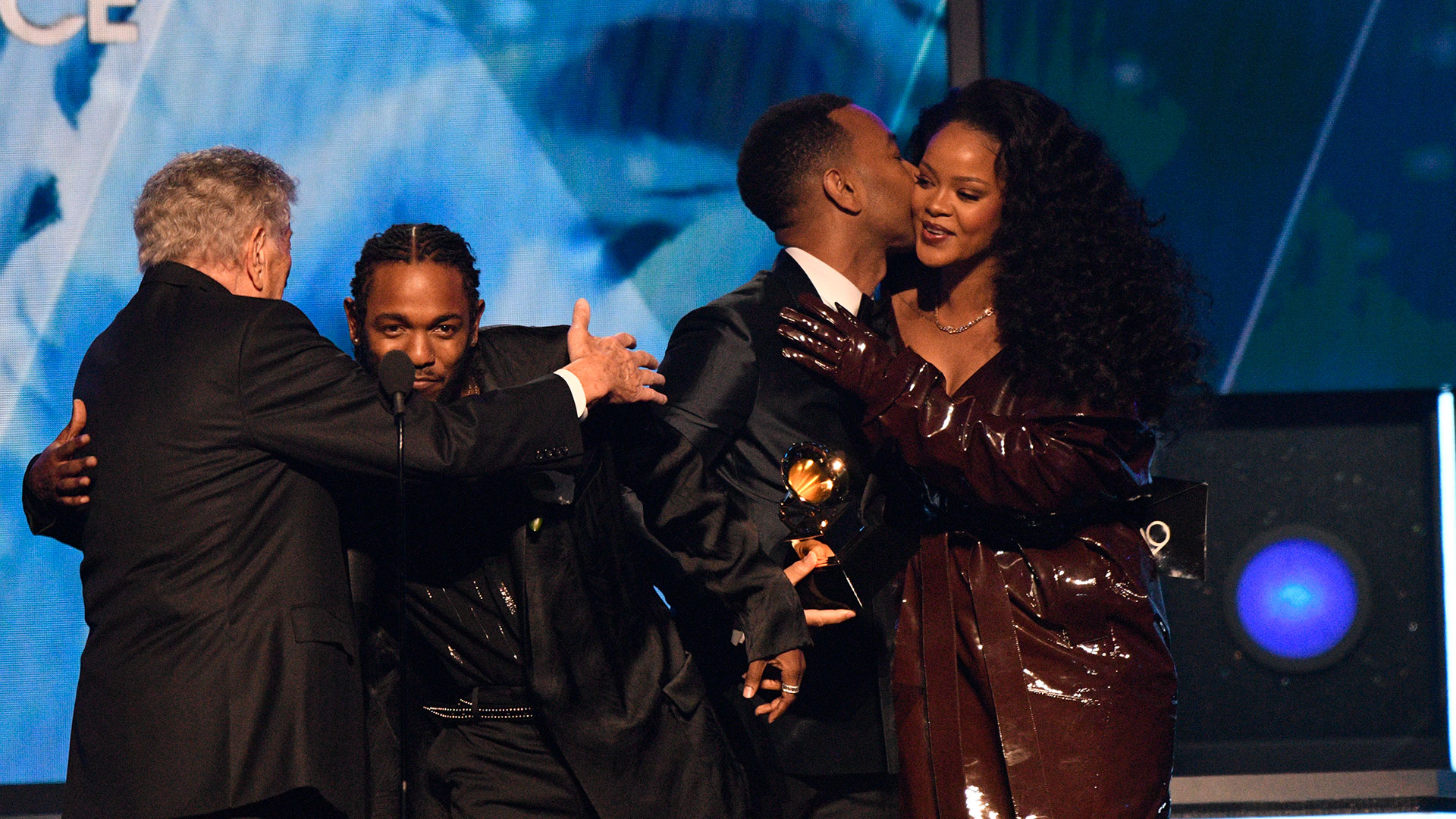 Kendrick Lamar wins Best Rap/Sung Performance for