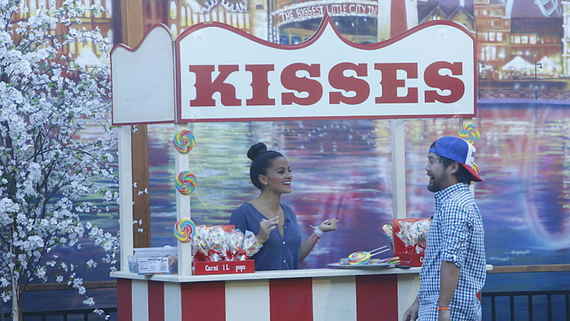 James and Natalie (Big Brother 18)