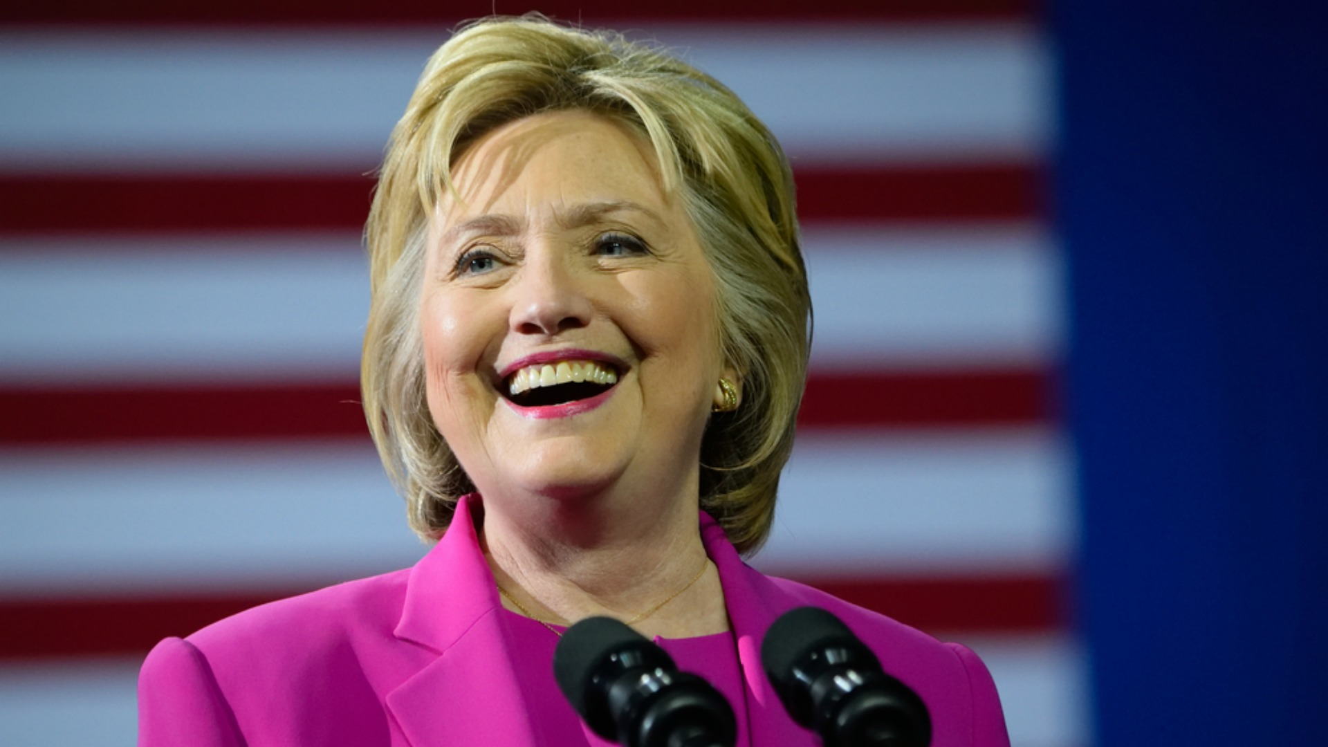 A: Real Hillary!