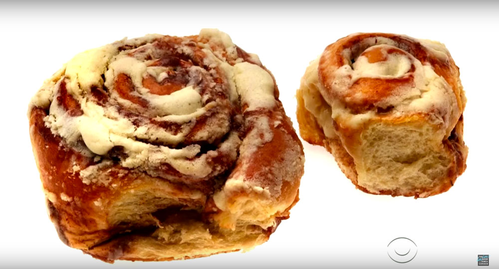 Bring It Back: Cinnabon