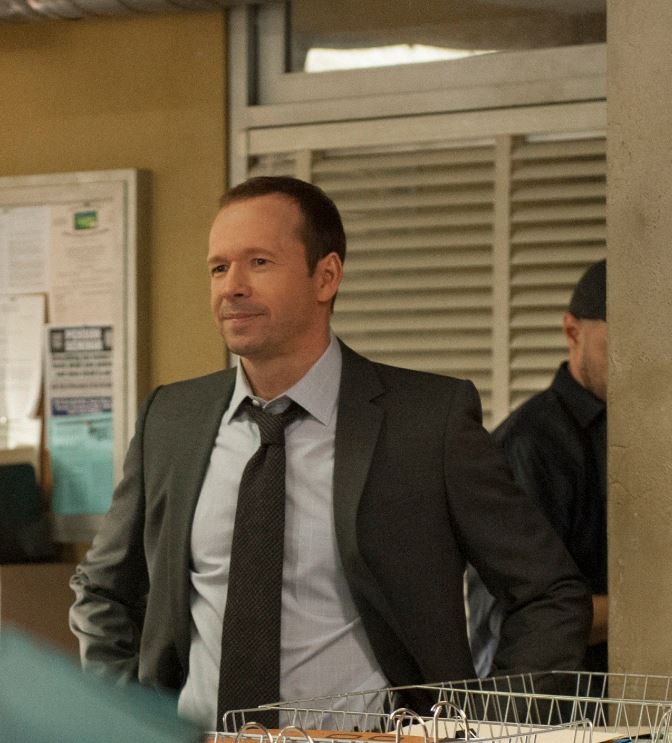 Donnie Wahlberg Directs Episode