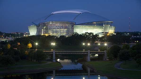 For the first time ever, the ACMs will be held at Cowboy Stadium.