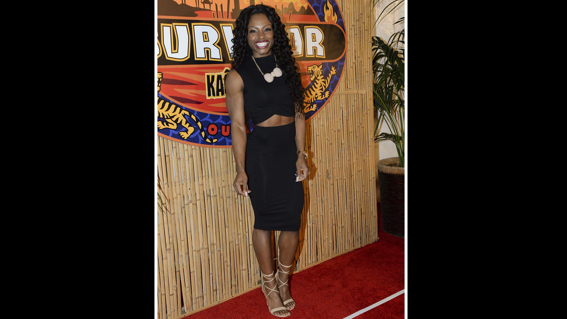 Cleaned-up castaway: Cydney Gillon