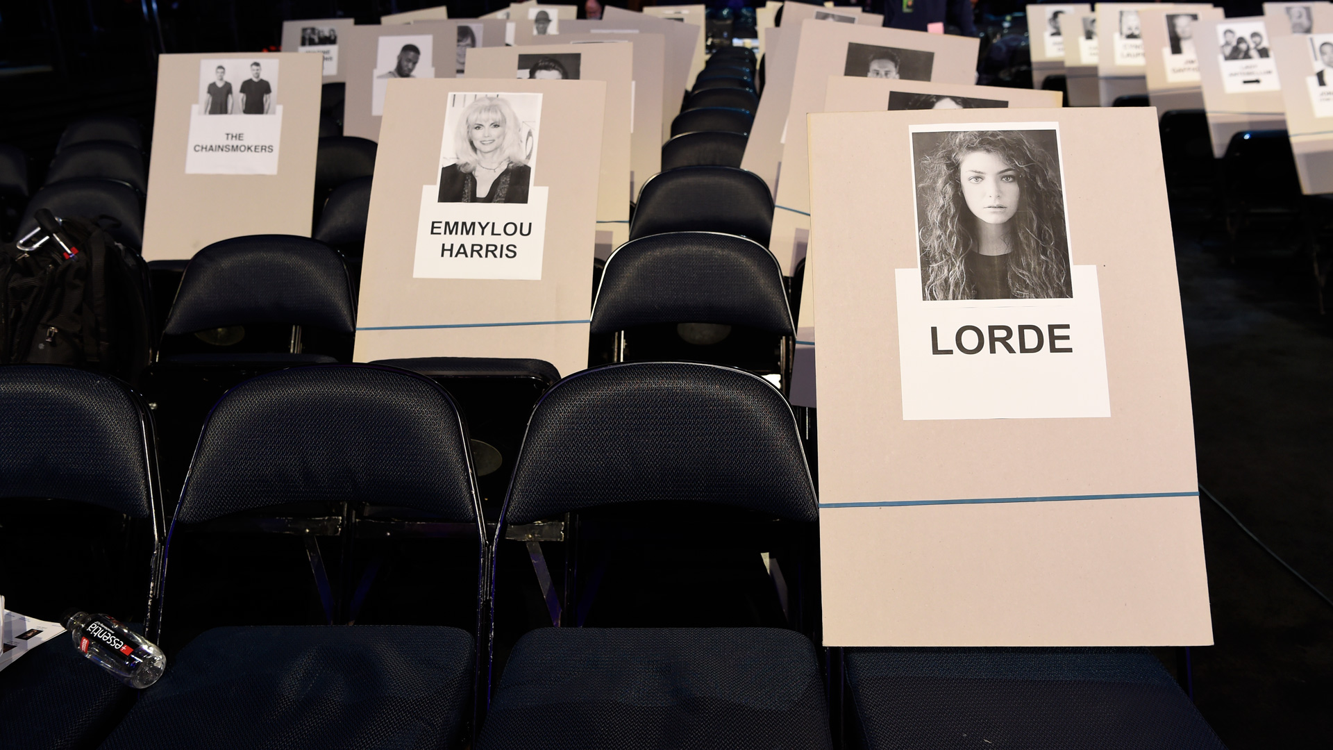 Lorde, Emmylou Harris, and The Chainsmokers will all be taking in the GRAMMY experience from these spots.