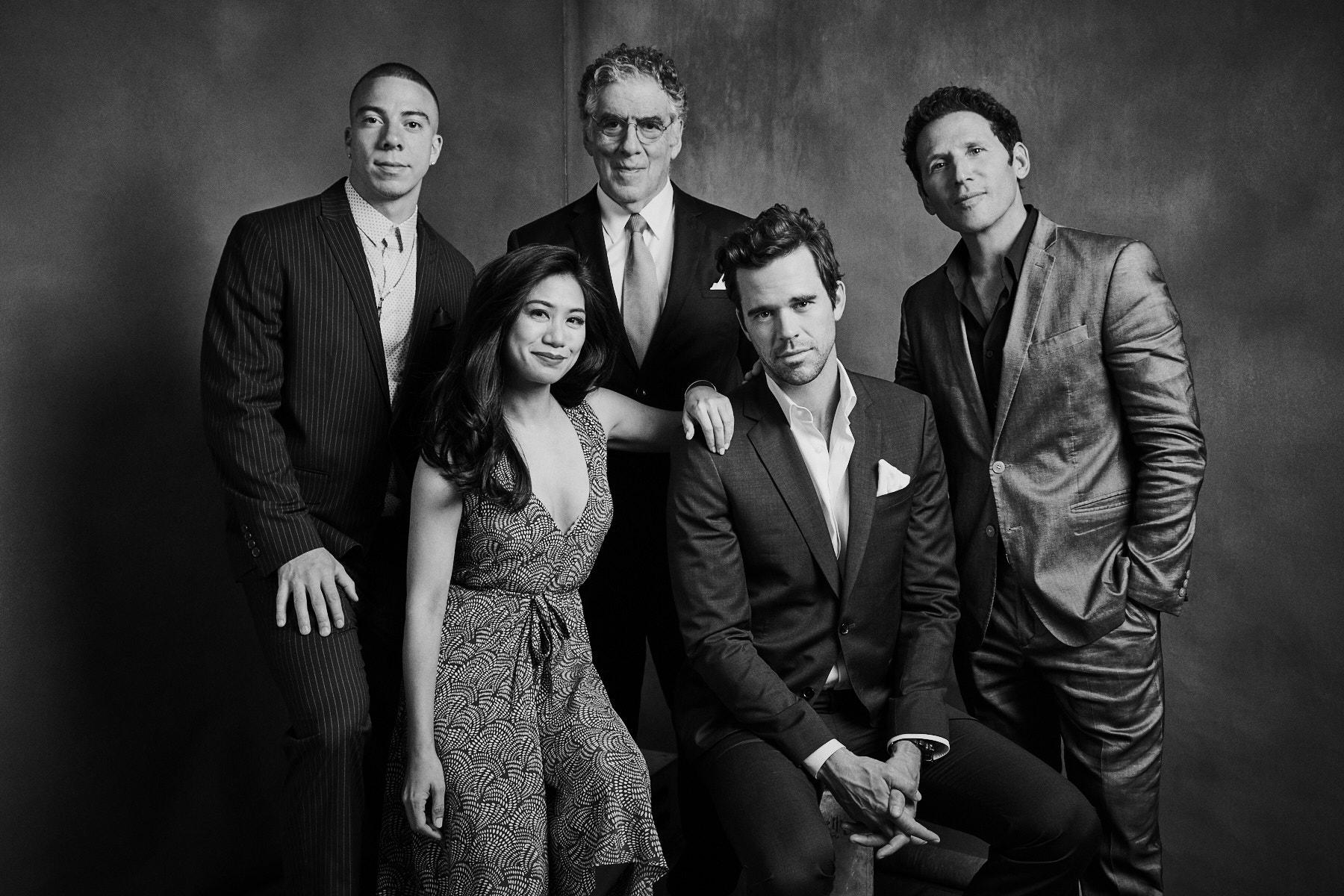 The cast of 9JKL