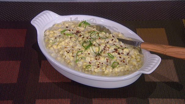 David LeFevre's Creamed Summer Corn