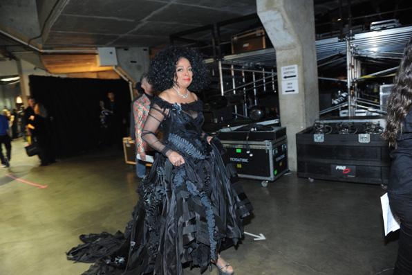 10. Diana Ross