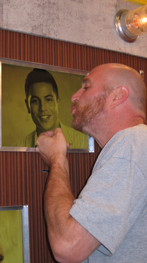 Adam and Dominic's Photo