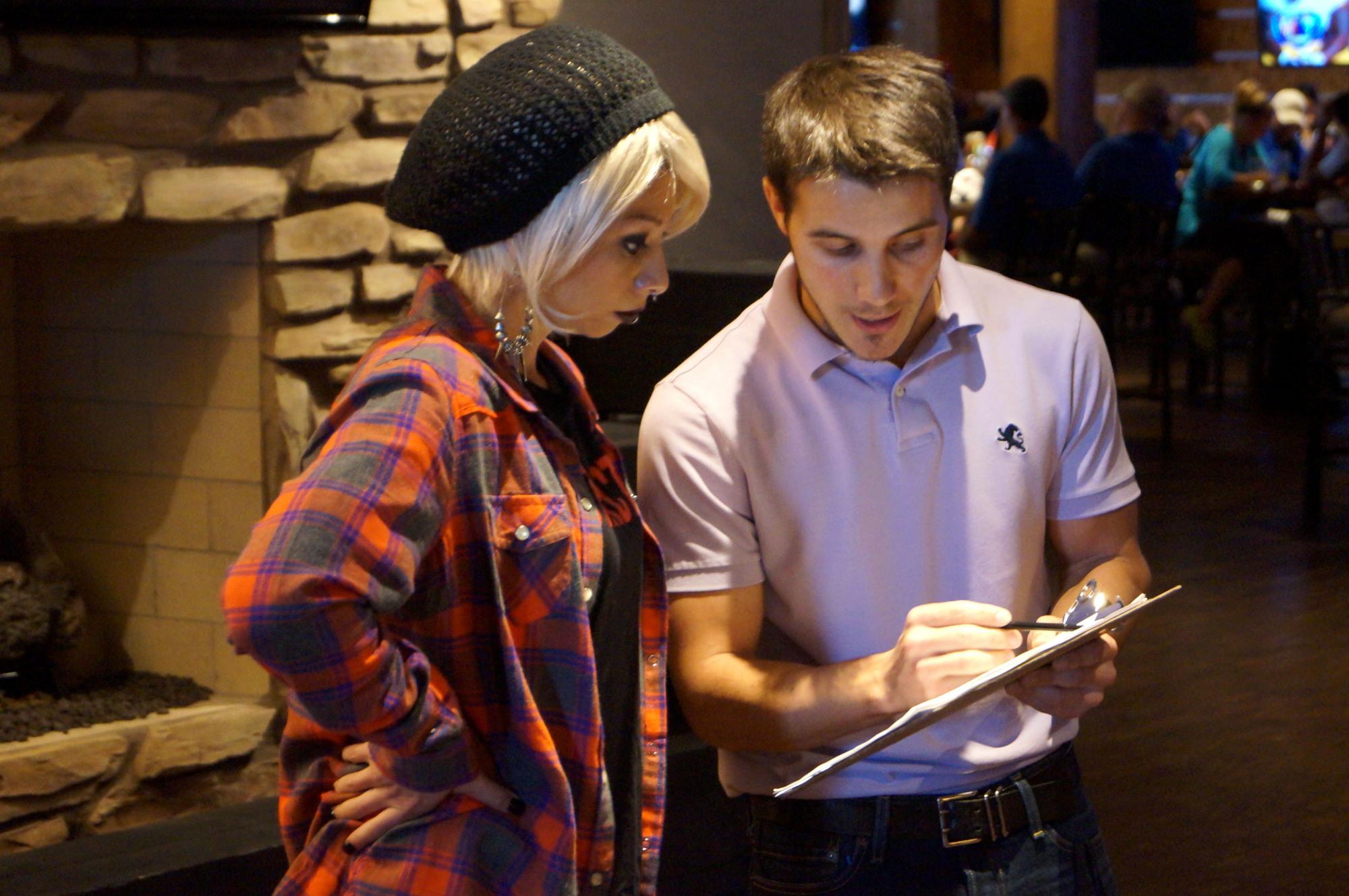Marissa of Twin Peaks in Season 5 Episode 14