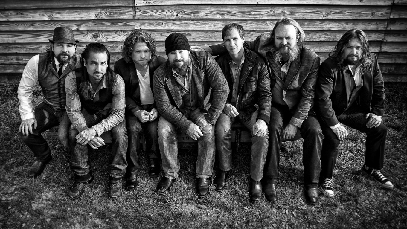 3. When Zac Brown Band and Leon Russell performed a patriotic mash-up.