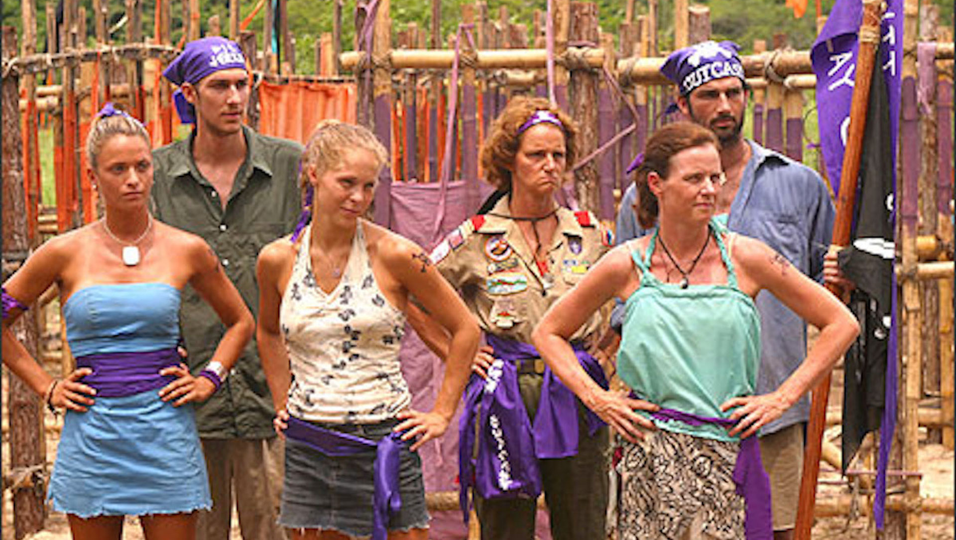 Eliminated contestants return
