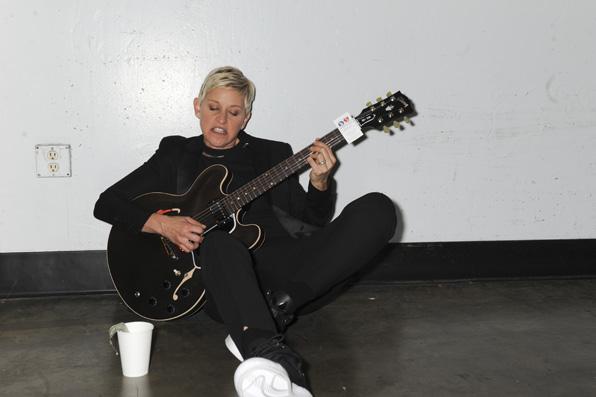 15. Ellen Degeneres