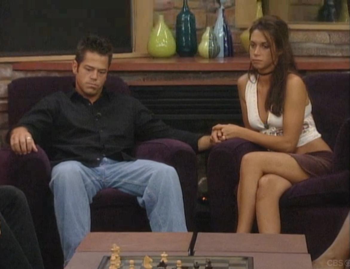 Lisa and Eric (Big Brother 3)