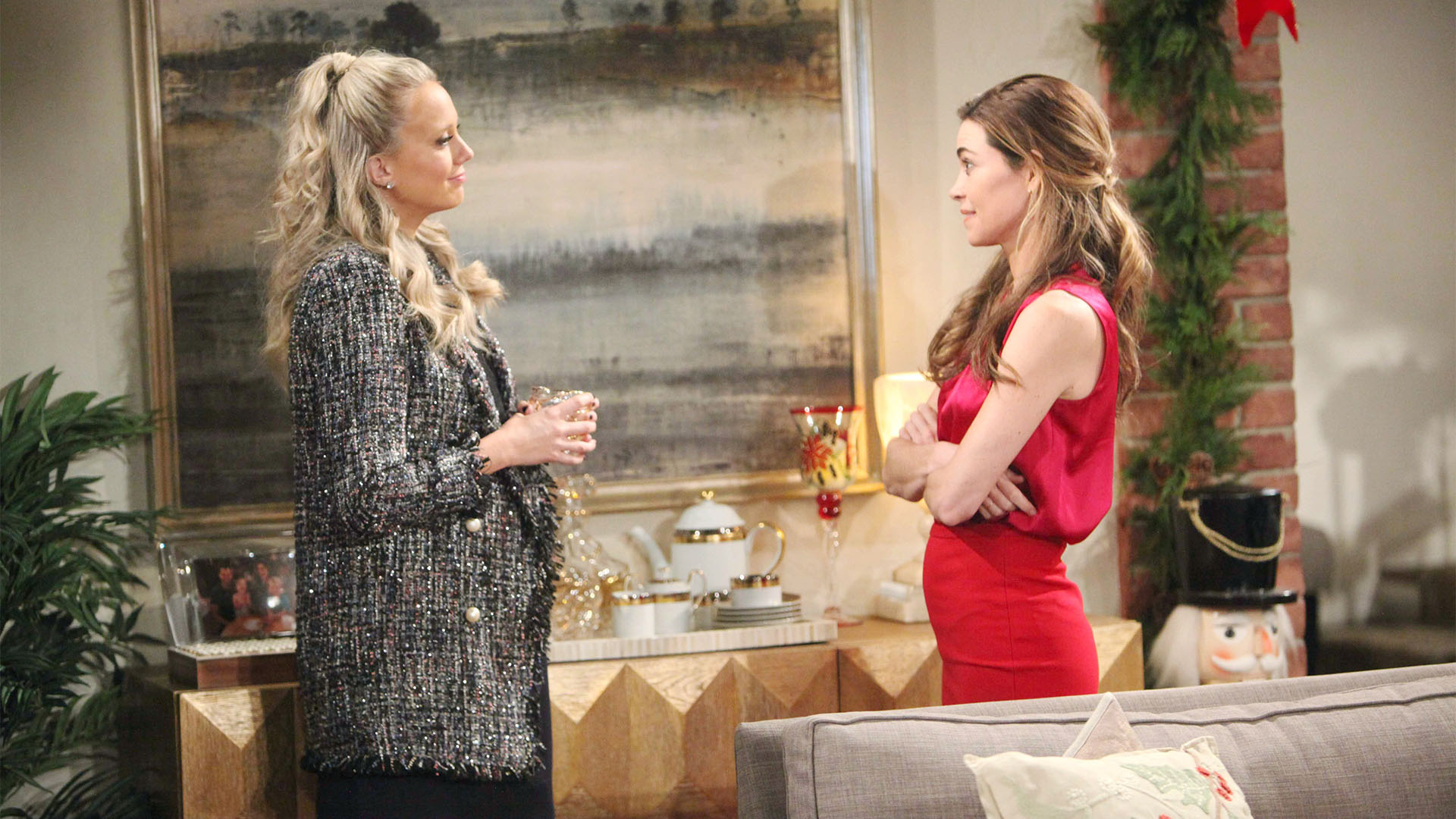 The feud between Abby and Victoria heats up!