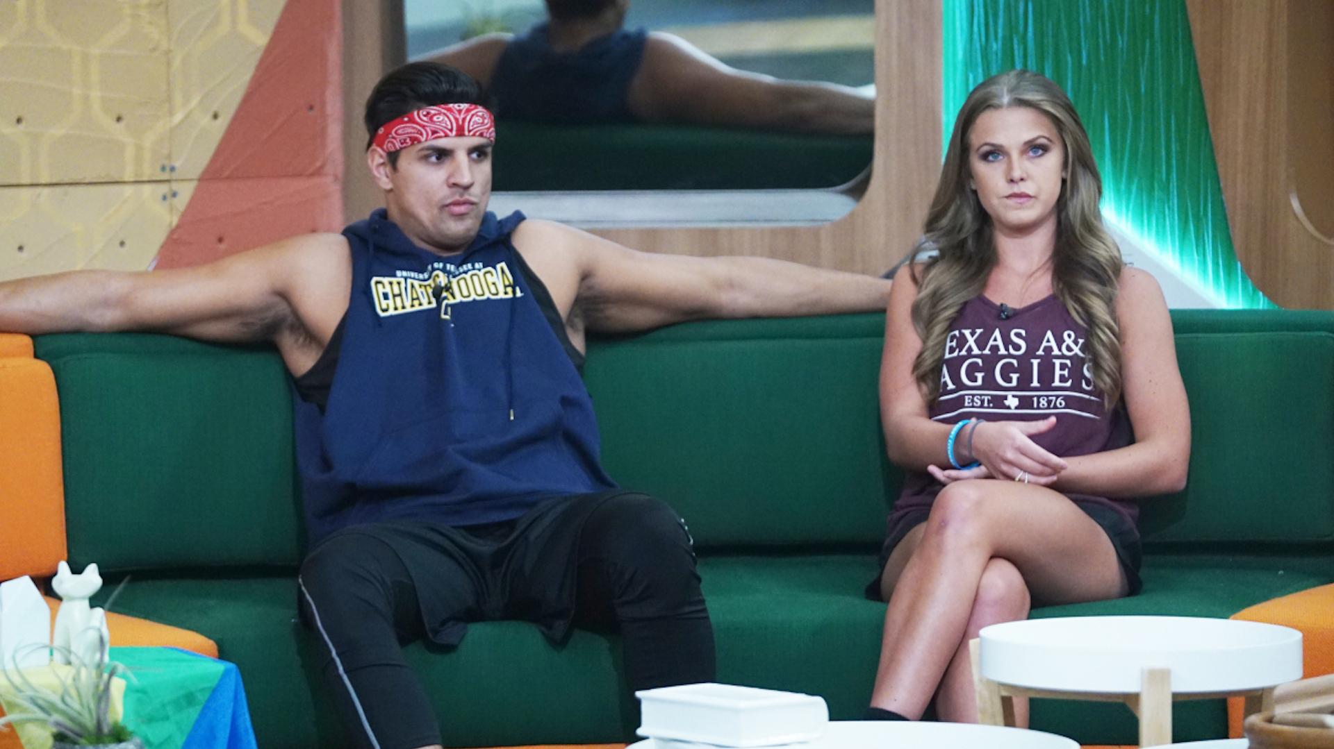 Haleigh and Faysal (Big Brother 20)