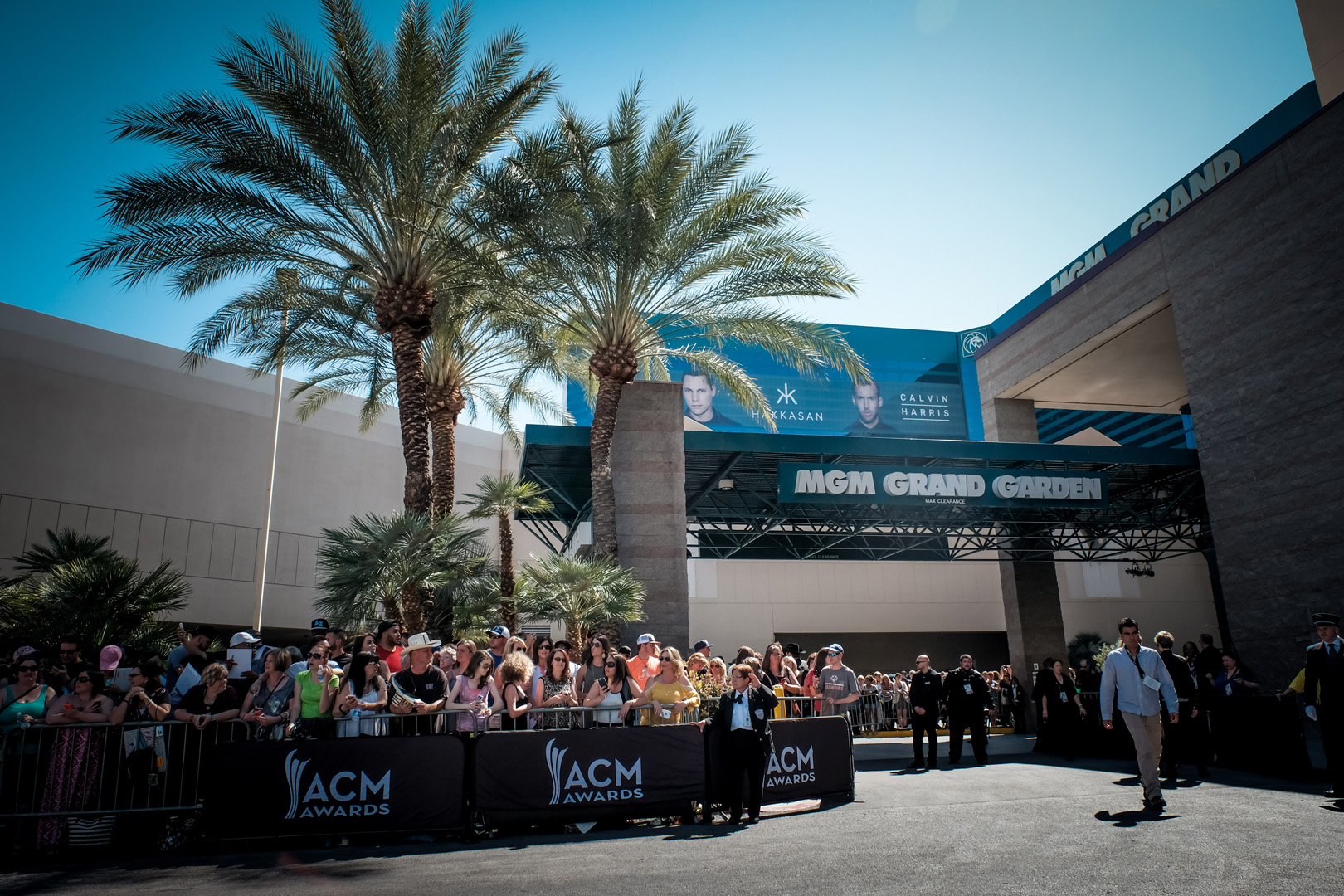 2016 ACMs: Live from Las Vegas