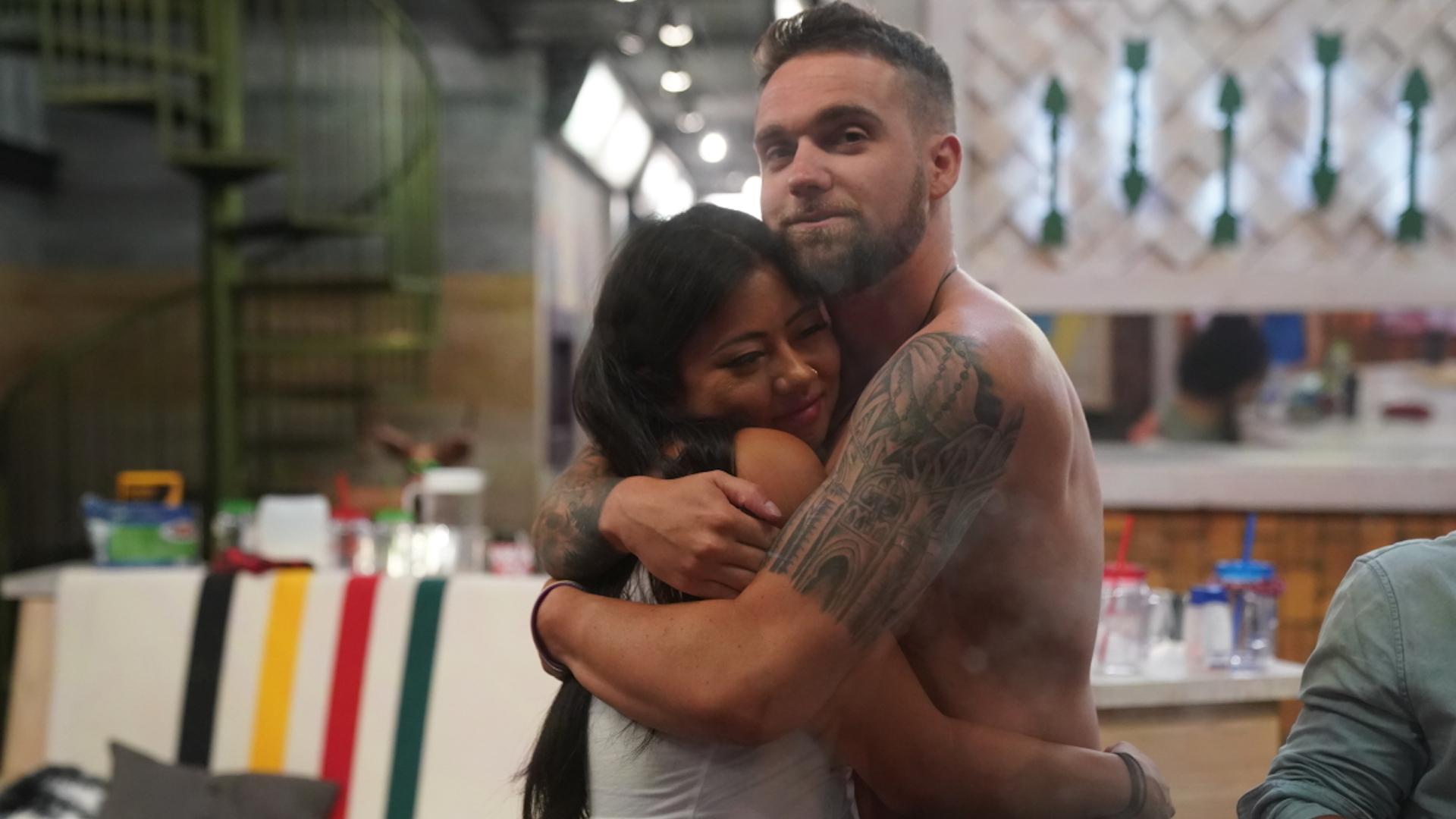 Isabella and Nick (Big Brother 21)