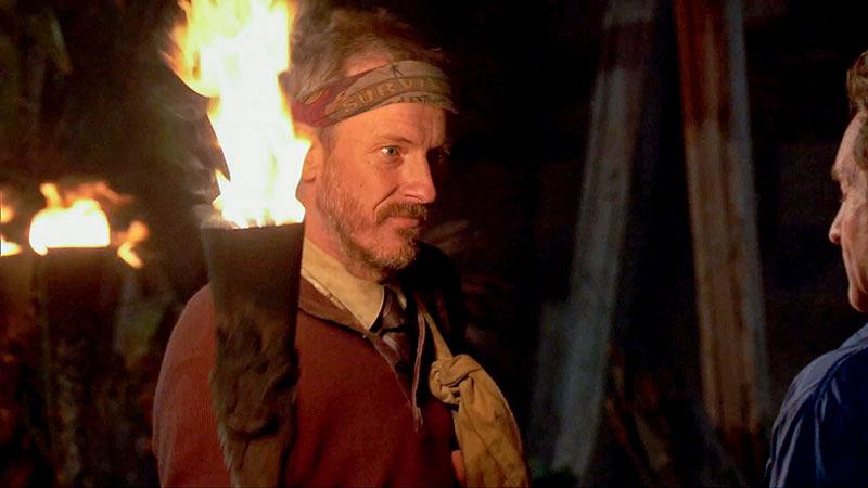 Ron Clark from Survivor: Edge of Extinction (Season 38)