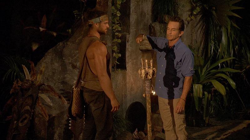 John Hennigan from Survivor: David vs. Goliath (Season 37)