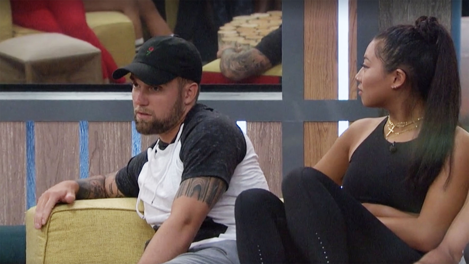 Big Brother 21: Nick is betrayed by the Six Shooters