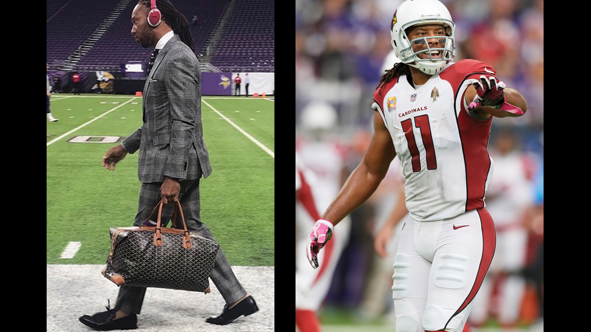 Larry Fitzgerald, Arizona Cardinals