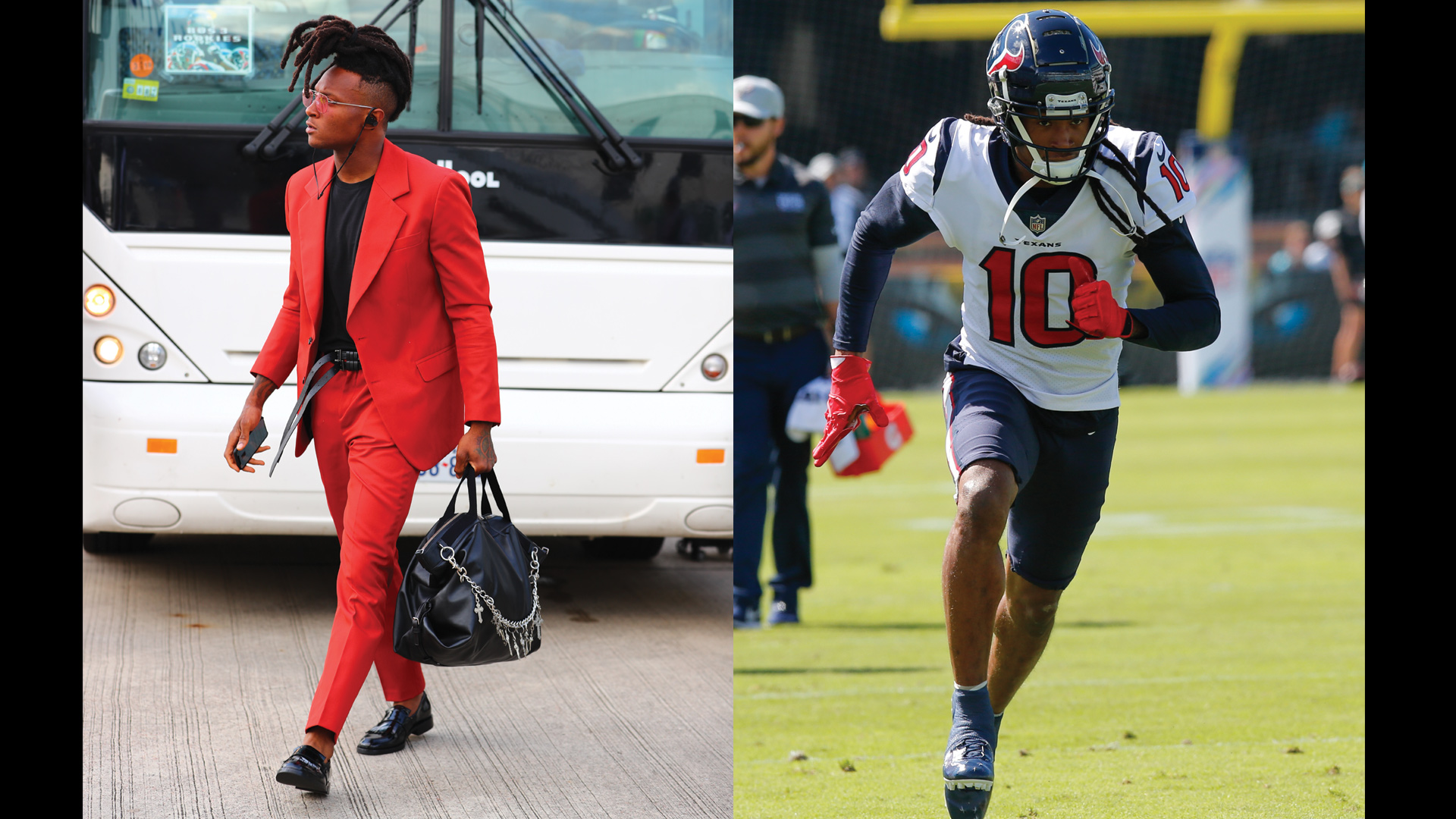 DeAndre Hopkins, Houston Texans