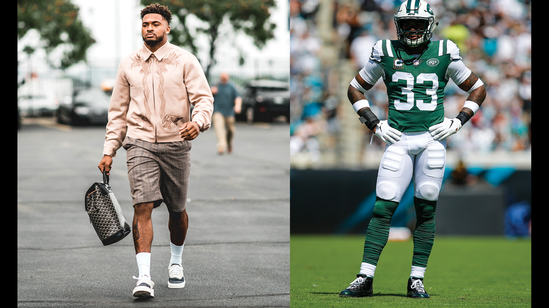 Jamal Adams, New York Jets