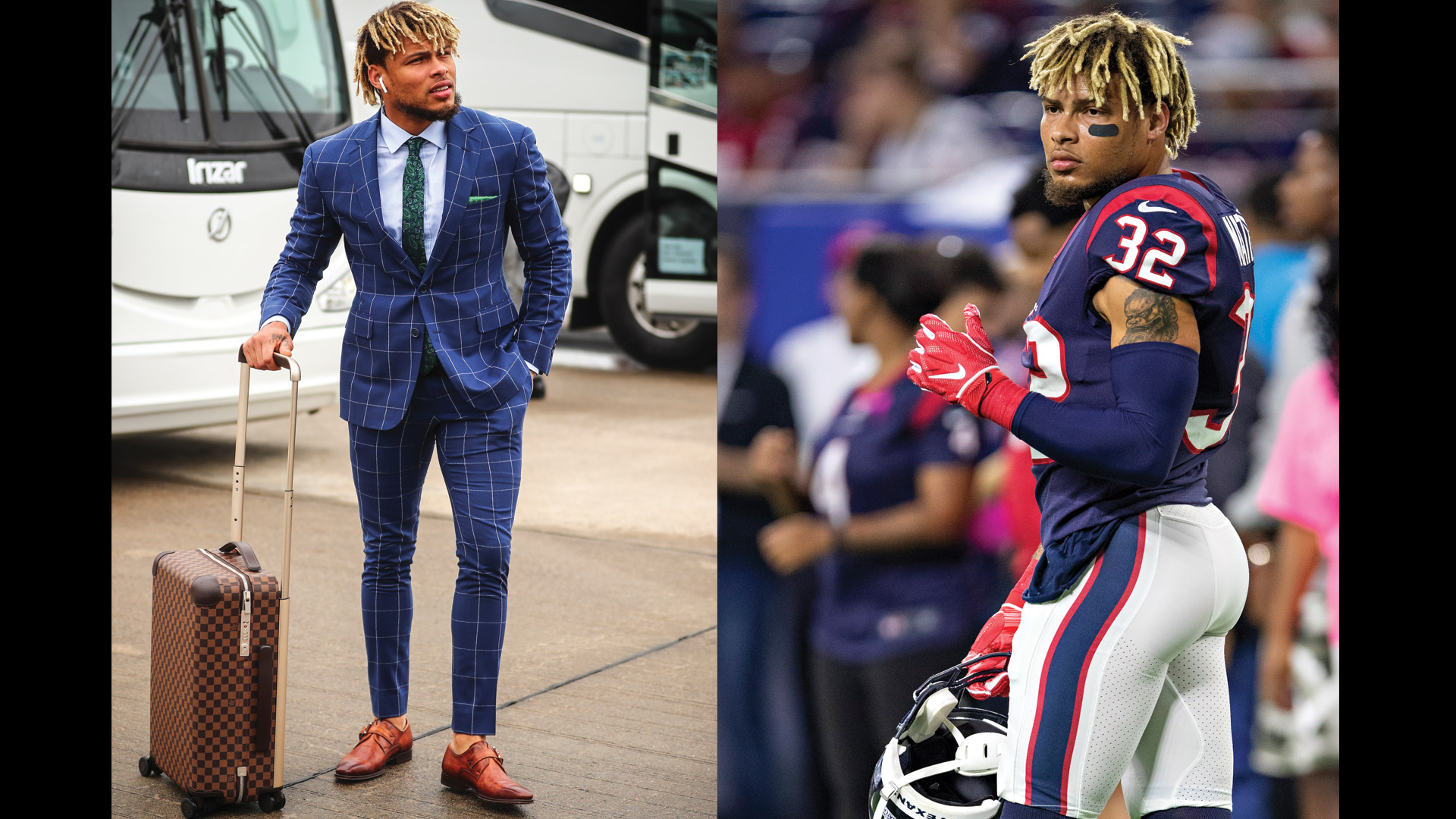 Tyrann Mathieu, Houston Texans
