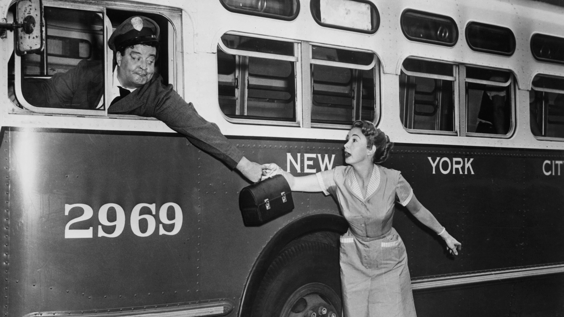 Ralph and Alice Kramden