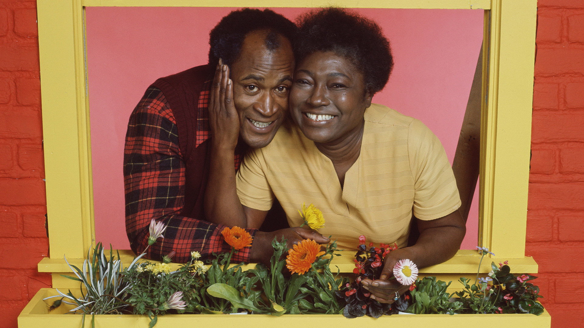 James and Florida Evans