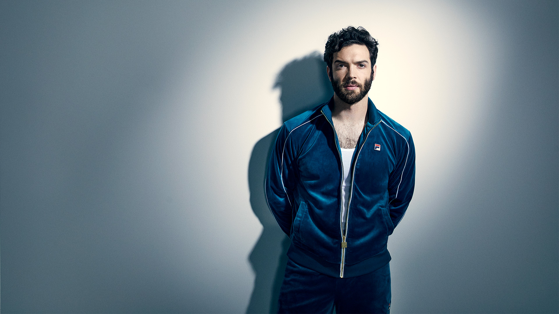 Ethan Peck has big ears to fill