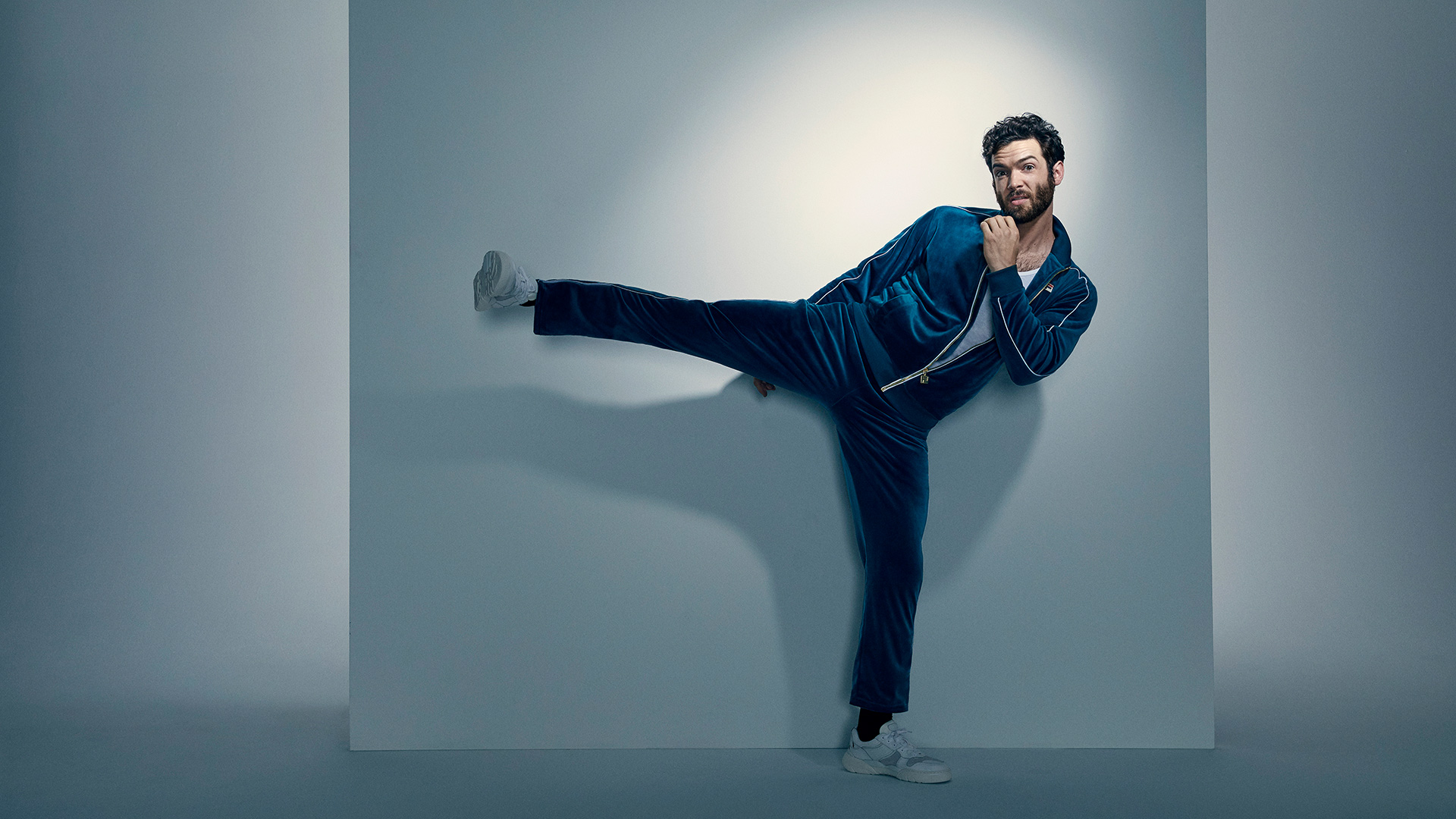 Ethan Peck is ready to tackle it all