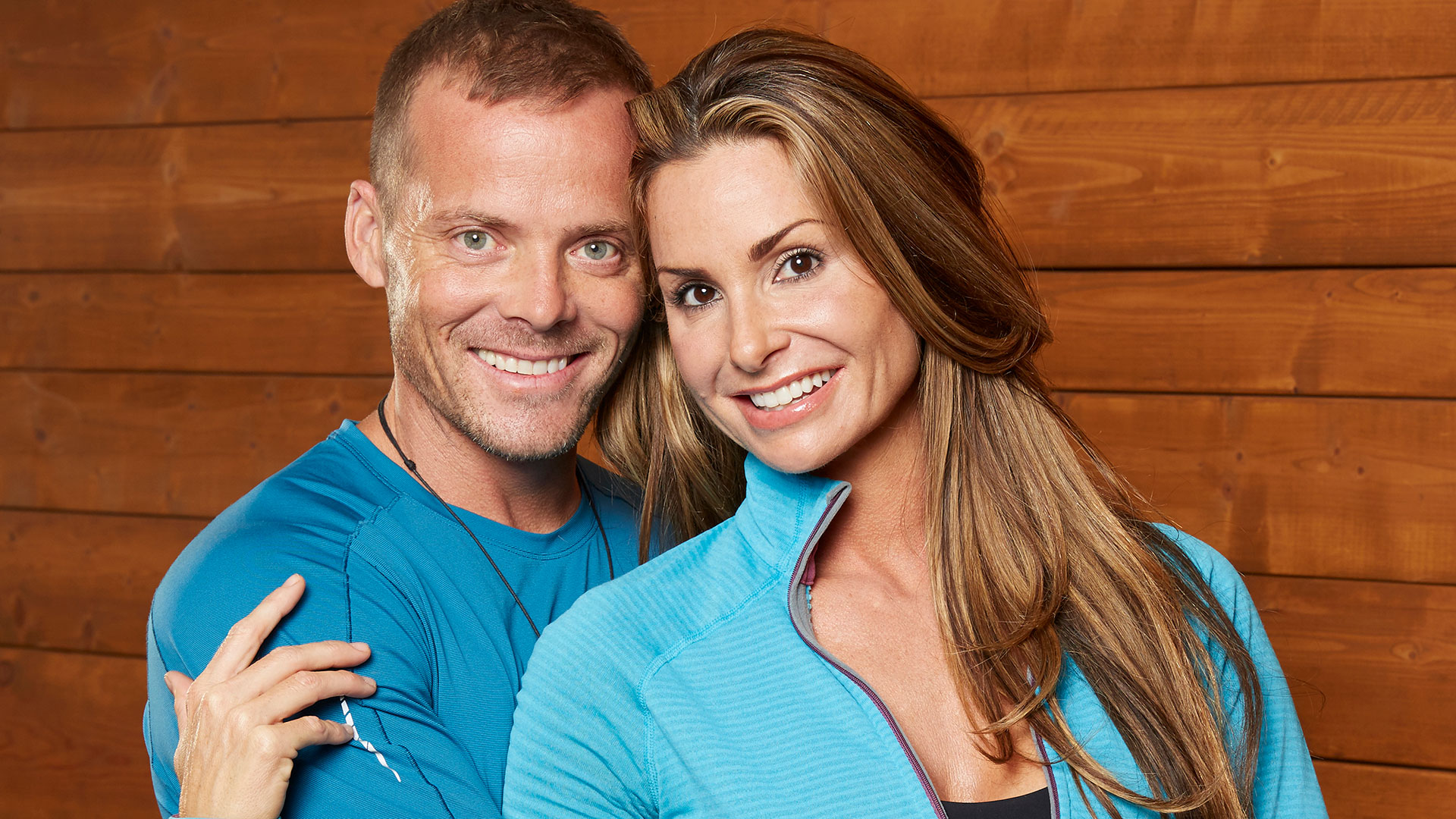 Colin Guinn and Christie Woods (Life Partners)