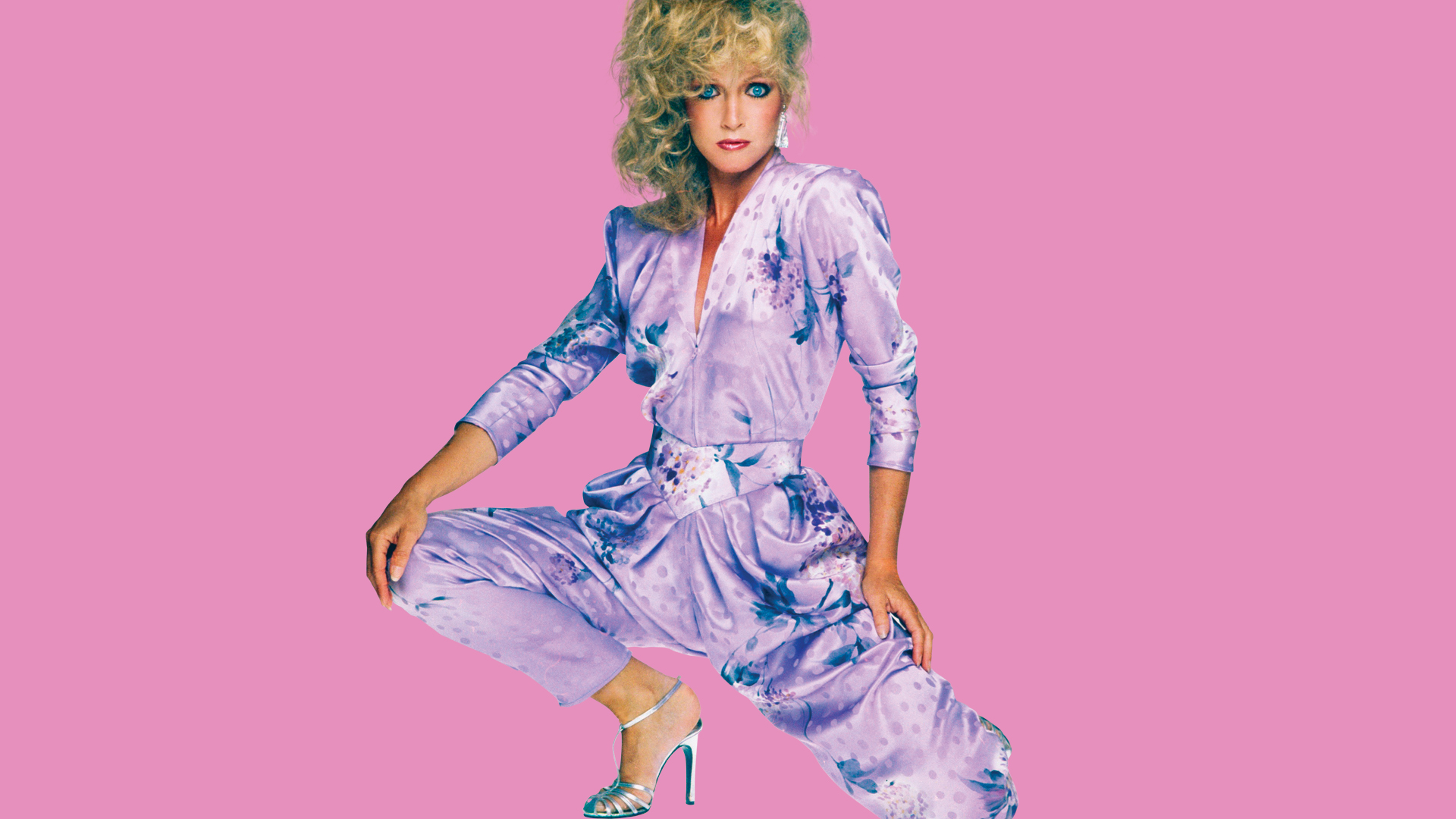 Donna Mills as Abby Ewing
