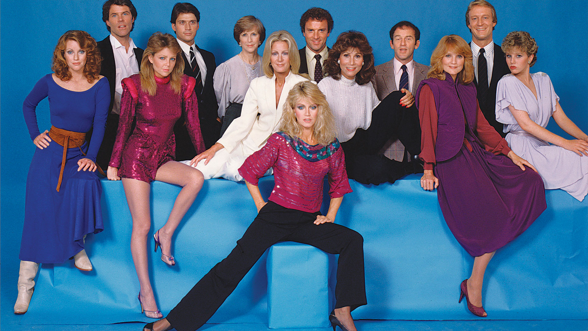 We're still tied up in knots over the Dallas spinoff that spanned three decades.