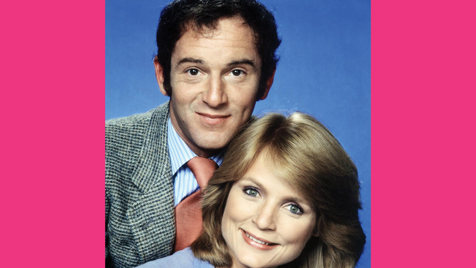 John Pleshette and Constance McCashin as Richard and Laura Avery